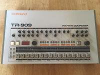 Roland Tr-909 Rhythm Composer Drum Machine #2