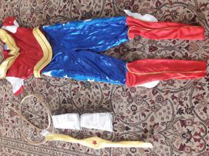 Girl Wonder woman costume