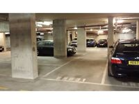 Secure Underground Parking Space EC1V