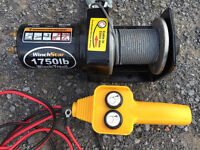 Trade my 12V 1750lb Winch for ATV Snowmobile for an iphone
