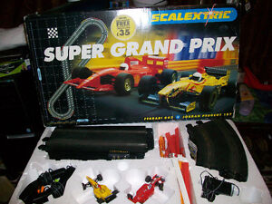 SCALEXTRIC SLOT CARS