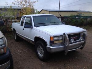 1995 GMC Sierra 1500 Leather Pickup Truck
