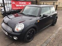 2006 (57) MINI COOPER, 54000 MILES, SERVICE HISTORY, WARRANTY, NOT ASTRA POLO GOLF A3 1 SERIES