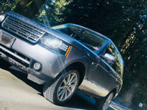 2012 Range Rover Supercharged (rare find)