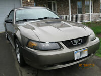 2002 Ford Mustang LX Convertible