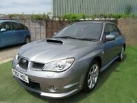 2007 Subaru Impreza 2.5 WRX Type UK 4dr