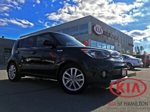 2018 Kia Soul EX | Backup Camera | Low KM | Like New