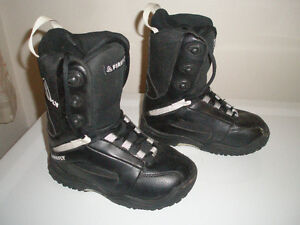 SNOWBOARD BOOTS FIREFLY CM 21 , BOYS & GIRL'S SIZE 2