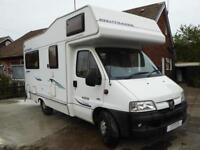 Compass Avantgarde 400 rear lounge coachbuilt motorhome for sale Ref 13015
