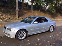BMW 3 Series 2.5 Convertible Hard Top