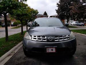 2005 Nissan Murano SL AWD SUV, Crossover (Certified)