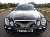 2005 Mercedes-Benz E Class 2.7 E270 CDI Avantgarde 5dr