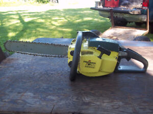 wanted ,  broken chainsaws