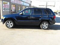 2006 GR.CHEROKEE  LOADED  NEW MICHELIN TIRES  PWR  SEAT  SALE
