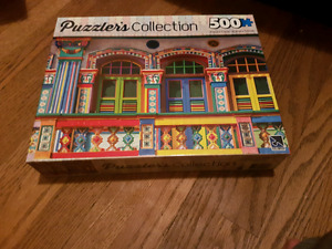 Puzzles 6$ each or both for 10$ O.B.O