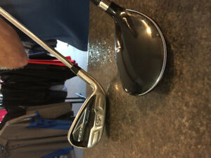 Golf Club Set - Cobra FlyZ Hybrid / Iron Combo Set.