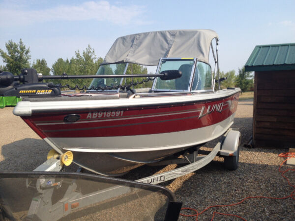 Used 2007 Lund Boat Co Tyee Grand Sport