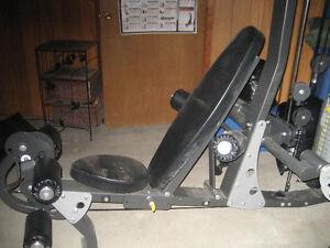 V2 Hoist Weight Machine
