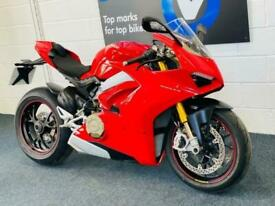 Ducati V4 S 1 OWNER ! ULTRA LOW MILES ! STUNNING