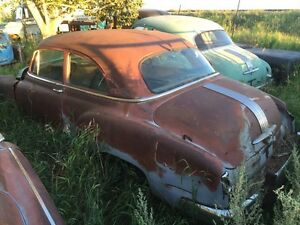 Pontiac 51 Coupe & 50 Sedan - Make offer