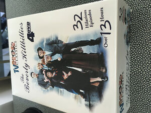 Boxed set: comedy Beverly Hillbillies 4 DVDs