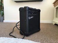 Rockburn amplifier