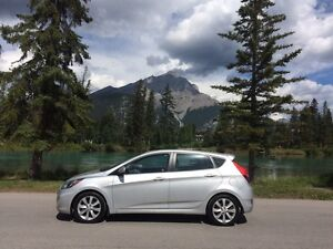 Awesome 2013 Hyundai Accent Hatchback GLS