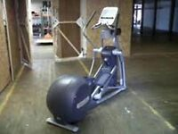Precor EFX576i Commercial Elliptical-MOVEABLE ARMS & INCLINE