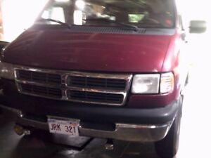 1997 dodge camper van