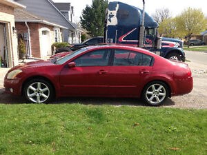 2004 Nissan Maxima Other