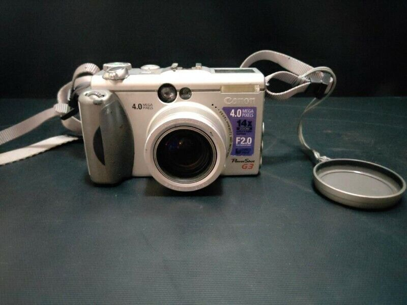 Canon PowerShot G3 Digital Camera for sale @$50 each
