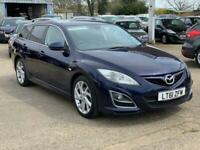 2011 Mazda Mazda6 2.2 Sport 180 Diesel Estate Diesel Manual