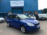 2009 Skoda Fabia 1.4 TDI PD 2 Estate 5dr Diesel Manual (120 g/km, 80 bhp)