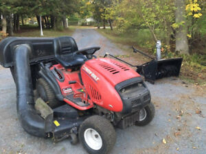 26 HP Toro Ride-on Lawn Tractor (with attachments)