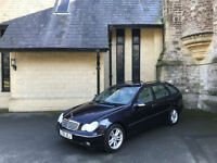 2001 Mercedes-Benz C200 Kompressor 2.0 ( F/lift ) Auto Elegance 5 Door Estate