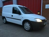 Vauxhall Combo 1.3 CDTI | 2006 | Low Mileage 86,000 | Clean Van