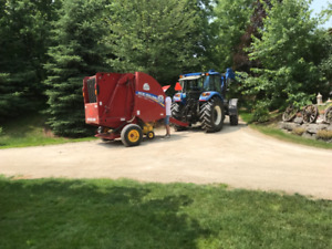 First cut hay for sale