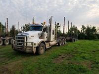 Log Truck Drivers Required!