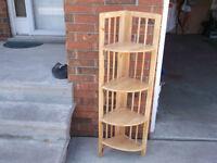 Corner Shelf-Fold Up-
