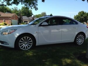 2011 BUICK REGAL  CXL TURBO 45Ks ,LEATHER,BLUETOOTH LOADED!!!!!!
