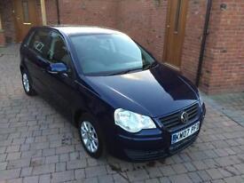 2007 Volkswagen Polo 1.4 SE * One Owner from New + Supplying Dealer *