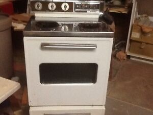 Stove electric for 115 power for a small apartment