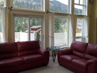Beautiful Sun Peaks home for rent