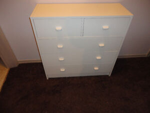 Over 40 Years Old.. Solid Wood Ikea Cabinet ..Dovetailed Drawers