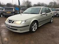 2005 Saab 9-5 2.0t Turbo AUTOMATIC Vector Full Leather Interior