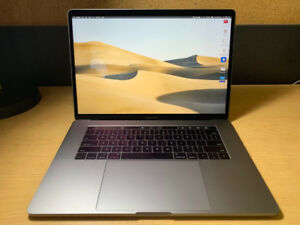 MacBook Pro Retina 15 inch (2017 + TouchBar)