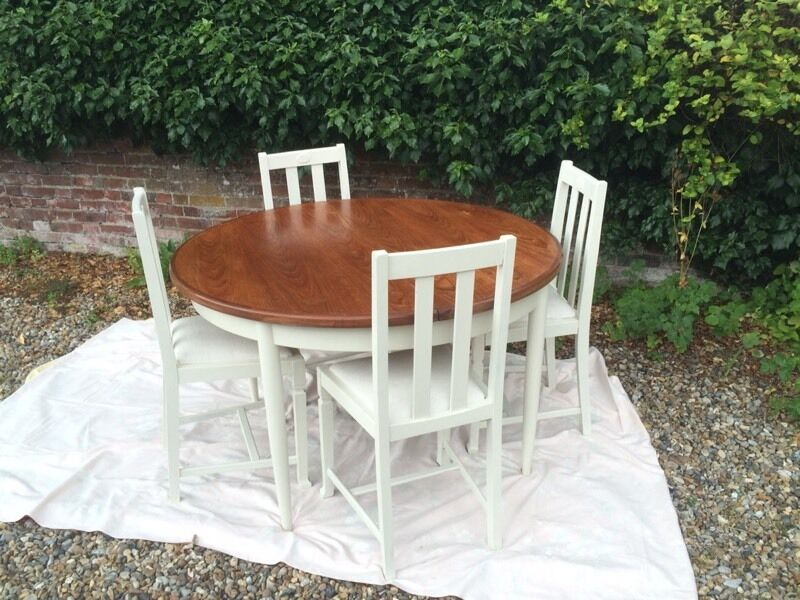 Upcycled mid century vintage retro extendable teak dining for Upcycled dining table