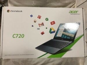 "New Open Box Acer C720 11.6"" Netbook Chromebook"
