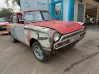 Ford Cortina MK1 GT - Restoration Project