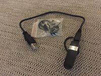 Blackberry wireless headset